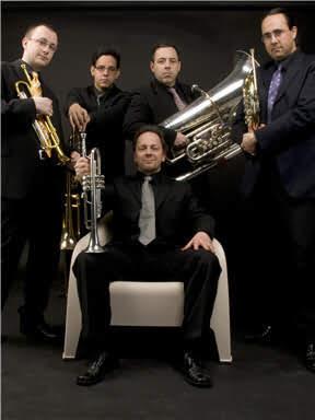 音乐后花园 铜管狂想曲 瑞士日内瓦铜管五重奏