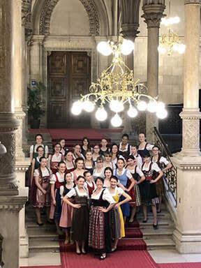 维也纳的呼唤--维也纳少女合唱团音乐会
