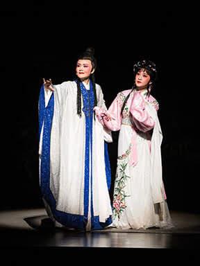 2018大宁·戏曲艺术月 上海越剧院 经典越剧《红楼梦》