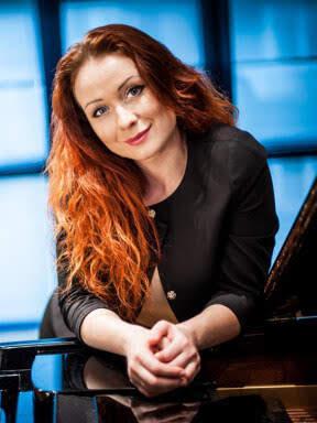 乌克兰钢琴家瑞吉娜·车尼彻科 独奏音乐会