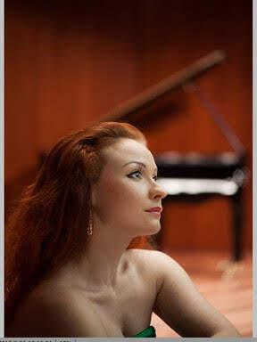 2018-环球音乐之旅·成都站-乌克兰钢琴家瑞吉娜•车尼彻科