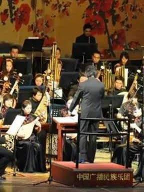 中国广播民族乐团室内乐音乐会 马鞍山站