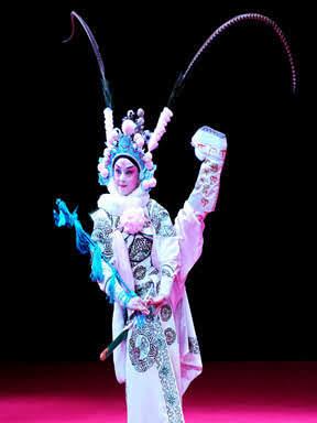 经典昆曲折子戏专场 《杨家将·挡马》《孽海记·思凡》 《牡丹亭·闹学》《长生殿·闻铃》