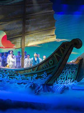 中国儿童艺术剧院 大型儿童剧《宝船》