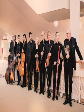 柏林爱乐夏隆室内乐团与上海乐队学院