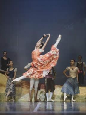 哥伦比亚国家芭蕾舞团芭蕾舞剧《堂吉诃德》黄冈站