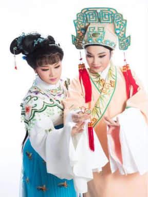 上海越剧院经典保留剧目《梁山伯与祝英台》