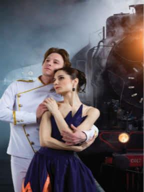 第二十三届深圳大剧院艺术节 俄罗斯格林卡国家模范歌剧芭蕾舞剧院芭蕾舞剧 《安娜•卡列尼娜》