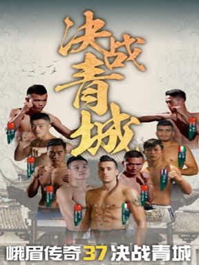 《峨眉传奇》37—决战·青城世界功夫冠军赛