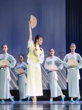 国家艺术基金2018年资助项目 舞剧《吴祖光—梦别新凤霞》